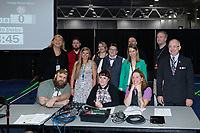 117 Announcers Group Photo