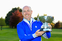 Joe Lyons (Galway) winner of the Munster Strokeplay Championship, which is part of the Bridgestone order of Merit series at  Cork Golf Club, Cork, Ireland. 05/05/2019.<br /> Picture Fran Caffrey / Golffile.ie<br /> <br /> All photo usage must carry mandatory copyright credit (© Golffile | Fran Caffrey)