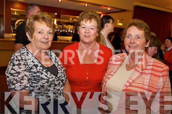 Kathleen Whelan, Mary Cronin and Sheila Courtney pictured at the opening night of Le Grande Cirque in the INEC on Tuesday night.   Copyright Kerry's Eye 2008