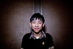 Middle schooler Brian Chen, of Tiawan, presented at G4G9, the ninth Gathering for Gardner, a five-day conference for math and puzzle enthusiasts in Atlanta, Georgia, March 28, 2010