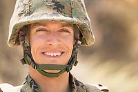 Young Marine Brendan
