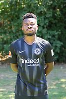 Nelson Mandela Mbouhom (Eintracht Frankfurt) - 26.07.2018: Eintracht Frankfurt Mannschaftsfoto, Commerzbank Arena