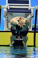 Restivo Matteo ITA <br /> Men's 200m Backstroke <br /> Hangh Zhou 16/12/2018 <br /> Hang Zhou Olympic &amp; International Expo Center <br /> 14th Fina World Swimming Championships 25m <br /> Photo Andrea Staccioli/ Deepbluemedia /Insidefoto