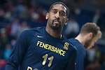 Fenerbahce Dogus Brad Wanamaker during Turkish Airlines Euroleague match between Real Madrid and Fenerbahce Dogus at Wizink Center in Madrid , Spain. March 02, 2018. (ALTERPHOTOS/Borja B.Hojas)