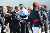 Presidente Fernández regresa al país tras agotar intensa jornada de trabajo