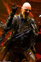 Judas Priest performing at HiSense Arena, Melbourne, 13 September 2008 - Non-Exclusive World Rights *Unbylined uses will incur an additional usage fee*