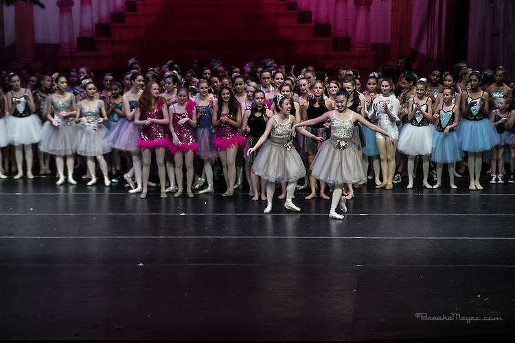 "Sunday Matinee Performance ""Cinderella"", the 2014 Annual Recital by the Cary Ballet Conservatory."