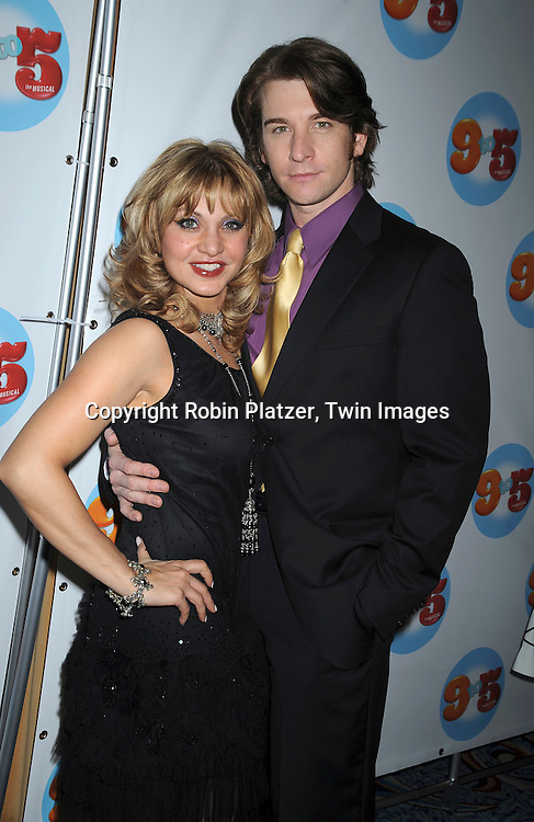 Orfeh and husband Andy Karl