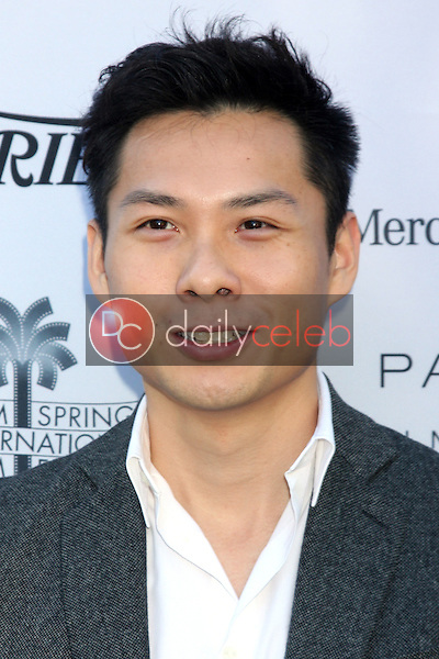 Anthony Chen<br /> at the Variety's Creative Impact Awards And 10 Directors to Watch Brunch, Parker Palm Springs, Palm Springs, CA 01-05-14<br /> David Edwards/DailyCeleb.com 818-249-4998