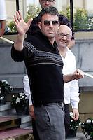 SAN SEBASTIAN-DONASTIA, ESPANHA, 21 SETEMBRO 2012 - FESTIVAL DE CINEMA DE SAN SEBASTIAN DONOSTIA - O ator Ben Affleck durante o Festival de Cinema de San Sebastian Donostia na Espanha , nesta sexta-feira, 21. (FOTO: ALFAQUI / BRAZIL PHOTO PRESS)