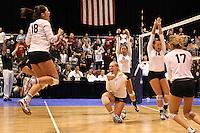College of Charleston vs. Northeastern women's volleyball, NCAA, CAA, November 24, 2013<br /> <br /> Photographer: Al Samuels