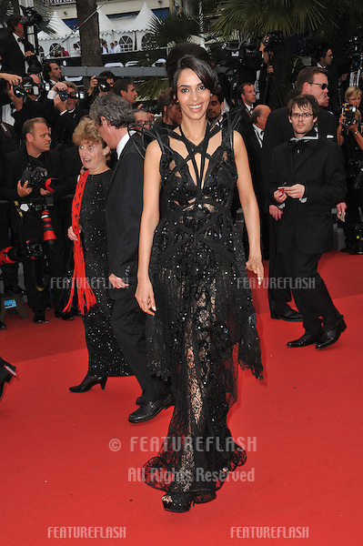 "Malika Sherawat at the gala screening for ""Pirates of the Caribbean: On Stranger Tides"" at the 64th Festival de Cannes..May 14, 2011  Cannes, France.Picture: Paul Smith / Featureflash"
