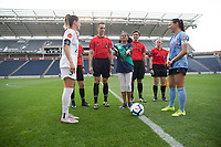 Bridgeview, Illinois- Saturday, June 23, <br /> 2019: Seattle Reign vs the Chicago Red Stars at SeatGeek Stadium.