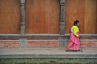 Shambhu Nath Hindu traditional Cremation Area, Kathmandu, Nepal