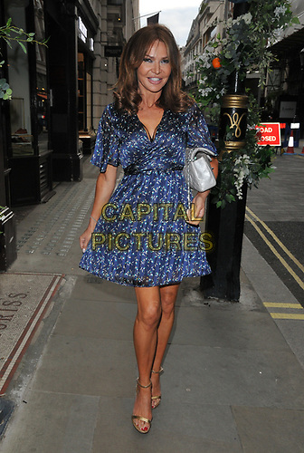 "Elizabeth ""Lizzie"" Cundy at the ""The Gatekeeper"" by Russ Kane book launch party, The Wellington Club, Jermyn Street, London, England, UK, on Thursday 30th May 2019.<br /> CAP/CAN<br /> ©CAN/Capital Pictures"