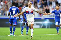 09 Mariano DIAZ (ol) - Esultanza <br /> Lyon - Racing Strasbourg 05-08-2017 <br /> Calcio Ligue 1 2017/2018 <br /> Foto Panoramic/insidefoto