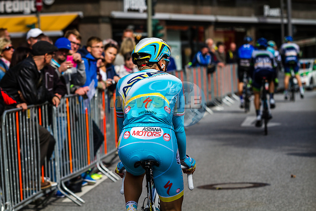 Astana Pro Team, Vattenfall Cyclassics, Hamburg, Germany, 24 August 2014, Photo by Thomas van Bracht