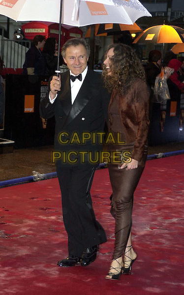 HARVEY KEITEL.Arrivals at the British Academy of Film, Television & Arts Awards (BAFTAS), Odeon Leicester Square.Ref: 11498.full length, full-length.*RAW SCAN - photo will be adjusted for publication*.www.capitalpictures.com.sales@capitalpictures.com.© Capital Pictures