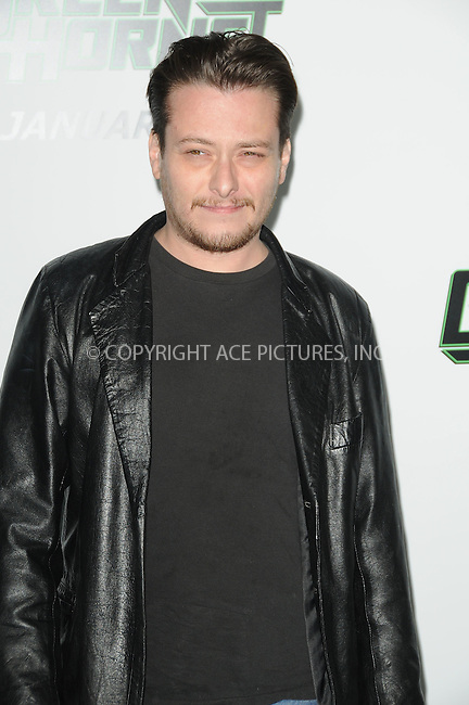WWW.ACEPIXS.COM . . . . . ....January 10 2011, Hollywood CA....Actor Edward Furlong arriving at the premiere of 'The Green Hornet' at Grauman's Chinese Theatre on January 10, 2011 in Hollywood, California....Please byline: PETER WEST - ACEPIXS.COM....Ace Pictures, Inc:  ..(212) 243-8787 or (646) 679 0430..e-mail: picturedesk@acepixs.com..web: http://www.acepixs.com