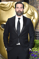 Rob Delaney<br /> arrives for the BAFTA TV Craft Awards 2016 at the Brewery, Barbican, London<br /> <br /> <br /> ©Ash Knotek  D3109 24/04/2016