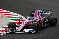 18th July 2020, Hungaroring, Budapest, Hungary; F1 Grand Prix of Hungary, qualifying sessions;  18 Lance Stroll CAN, BWT Racing Point F1 Team starts in 3rd place