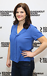 "Diane Davis attends the Meet & Greet for the cast of ""Amy and the Orphans"" at the Roundabout Theatre rehearsal hall on January 10, 2018 in New York City."