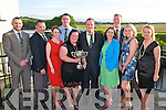 Listowel Rugby Club Social: Attending the Listowel Rugby Club Dinner dance at The Listowel Arms Hotel on Saturday night last wereJer O'Sullivan, Andy & Marine Smith, Tom Bradley, Karen & Aidan Mulvihill, Carol Anne Healy, Kieran Riley, Sharon O'Connor & Sinead Riley.