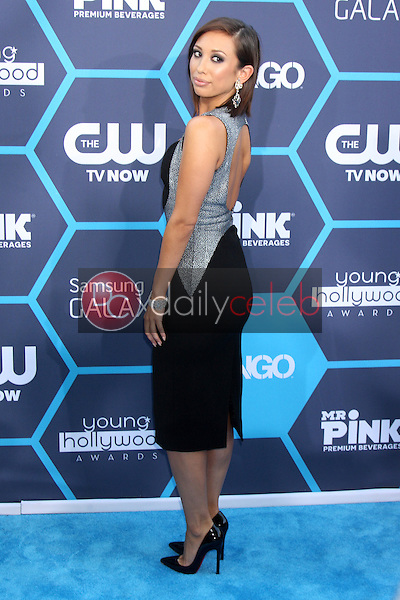 Cheryl Burke<br />
