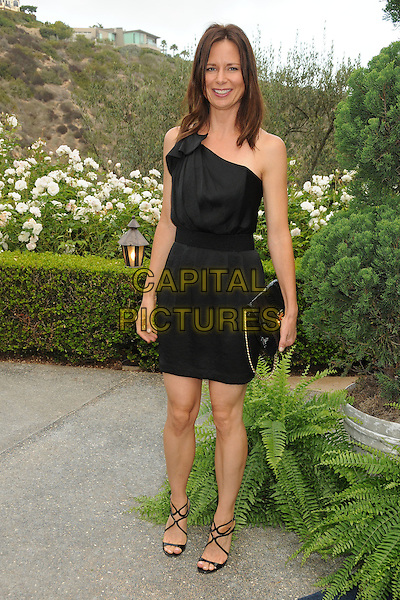 Mary Lynn Rajskub<br /> 6th Annual Oceana SeaChange Gala held at a Private Villa, Laguna Beach, California, USA. <br /> August 18th, 2013<br /> full length dress black one shoulder clutch bag<br /> CAP/ADM/BP<br /> &copy;Byron Purvis/AdMedia/Capital Pictures