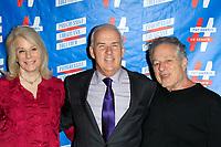 LOS ANGELES - SEP 25: Karen Lang, Pat Harris, Mike Lang at 'Pat Harris' California Democratic U.S. Senate run 2018 kick off' at Catalina Jazz Club Bar & Grill on September 25, 2017 in Hollywood, California