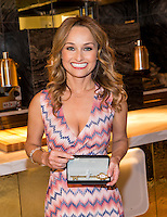 LAS VEGAS, NV - May 21 : Giada DeLaurentiis recives the key to The Las vegas Strip at Giada Restaurant at The Cromwell in Las Vegas, NV on May 21, 2014. © Kabik/ Starlitepics ***HOUSE COVERAGE***