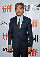 12 September 2018 - Toronto, Ontario, Canada - Michael Shannon. &quot;What They Had&quot; Premiere - 2018 Toronto International Film Festival held at Roy Thomson Hall. Photo Credit: Brent Perniac/AdMedia<br /> CAP/ADM/BPC<br /> &copy;BPC/ADM/Capital Pictures