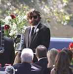 September 25th 2012  Exclusive......Liv Tyler & Bradley Cooper on set. Zach Galifianakis was giving a speech for his fathers funeral for the scene in Hangover 3 filming at a cemetery in Los Angeles ......AbilityFilms@yahoo.com..805 427 3519 ..www.AbilityFilms.com