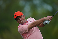 Francesco Molinari (ITA) on the 3rd tee during the 2nd round at the PGA Championship 2019, Beth Page Black, New York, USA. 18/05/2019.<br /> Picture Fran Caffrey / Golffile.ie<br /> <br /> All photo usage must carry mandatory copyright credit (&copy; Golffile | Fran Caffrey)