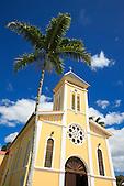 Paroisse Saint-Vincent-de-Paul (1873), village de La Foa, Nouvelle-Calédonie