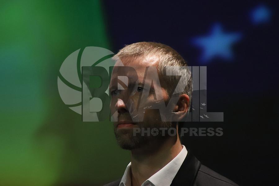 SÃO PAULO, SP, 05.11.2019 - POLITICA-SP - Jerome Cadier, CEO da Latam, participa do Fórum Brasileiro de Transporte Aéreo, no WTC Events, em São Paulo, nesta terça-feira, 5. (Foto Charles Sholl/Brazil Photo Press)