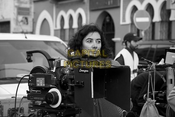 Chus Gutierrez (Director)<br /> on the set of Ciudad Delirio (2014) <br /> *Filmstill - Editorial Use Only*<br /> CAP/NFS<br /> Image supplied by Capital Pictures