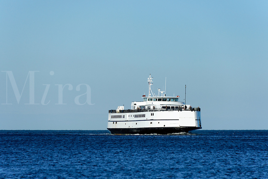 Vineyard Ferry, Martha's Vineyard, Massachusetts, USA