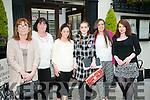 Nicloe O'Sullivan from Shanakill, Tralee enjoying her 18th birthday party on Friday night in Bella Bia's. Front l-r  Jennifer O'Sullivan, Helen O'Connor, Breda Coffey, Nicole O'Sullivan, Sadbh Lawlor and Rachel Murphy.