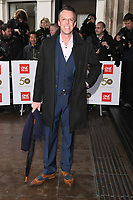 LONDON, UK. March 12, 2019: Graeme Swann arriving for the TRIC Awards 2019 at the Grosvenor House Hotel, London.<br /> Picture: Steve Vas/Featureflash