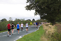 09 SEP 2011 - CHESTER, GBR - MBNA Chester Marathon .(PHOTO (C) NIGEL FARROW)