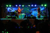 SAO PAULO, SP, 4 DE MAIO DE 2012- SHOW DE HERMETO PASCOAL E ALINE MORENA - Os musicos brasileiros Hermeto Pascual e Aline Morena apresentaram o espetaculo Bodas de Latão, na Caixa Cultural de Sao Paulo, comemorando seus sete anos de parceria. FOTO: GEORGINA GARCIA /BRAZIL PHOTO PRESS