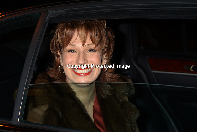 Joy Behar                                ..at the ABC Casino Night on October 23, 2003 at the ..Lighthouse at Chelsea Piers. Photo by Robin Platzer, ..Twin Images
