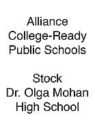 Alliance Stock Dr. Olga Mohan H.S.