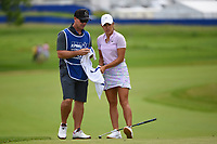 Maria Fassi (MEX) looks over her putt on 2 during the round 2 of the KPMG Women's PGA Championship, Hazeltine National, Chaska, Minnesota, USA. 6/21/2019.<br /> Picture: Golffile | Ken Murray<br /> <br /> <br /> All photo usage must carry mandatory copyright credit (© Golffile | Ken Murray)