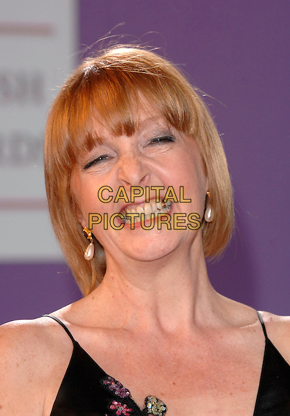 CHARLIE HARDWICK.Arrivals at the British Soap Awards 2007, .BBC Television Centre, London, England, .May 26, 2007. .portrait headshot funny.CAP/IL.©Ian Leonard/Capital Pictures.