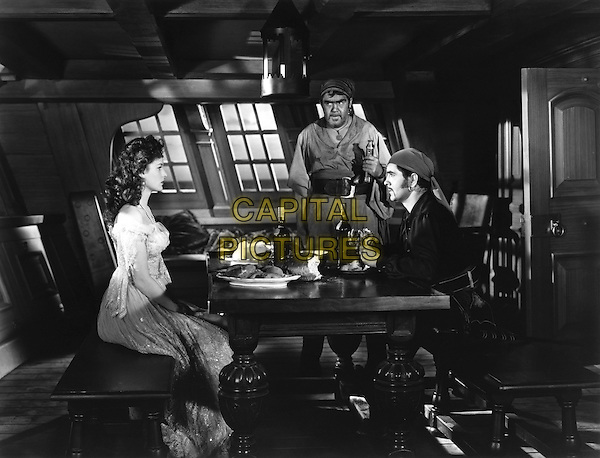 Tyrone Power<br /> in The Black Swan (1942) <br /> *Filmstill - Editorial Use Only*<br /> CAP/NFS<br /> Image supplied by Capital Pictures