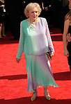Betty White..  at The 62nd Anual Primetime Emmy Awards held at Nokia Theatre L.A. Live in Los Angeles, California on August 29,2010                                                                   Copyright 2010  DVS / RockinExposures