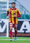 S&ouml;dert&auml;lje 2013-09-28 Fotboll Allsvenskan Syrianska FC - IF Brommapojkarna :  <br /> Syrianska 8 Mattias Mete <br /> (Foto: Kenta J&ouml;nsson) Nyckelord:  portr&auml;tt portrait