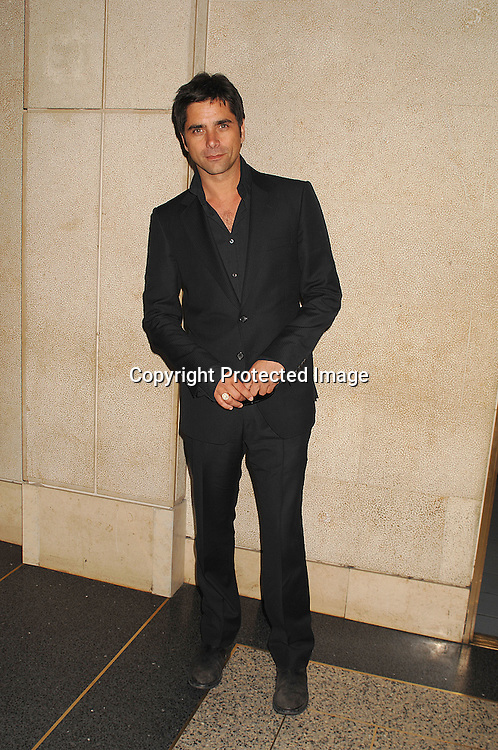 John Stamos..at The NBC Upfront Announcement of their Fall 2008 schedule on May 14, 2007 at Radio City Music Hall. ..Robin Platzer, Twin Images......212-935-0770